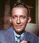A Color Photo of a Young Bing Crosby