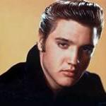 Color Photo of Elvis Presley