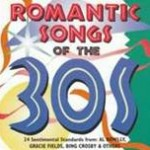 Romantic Songs of the 30s