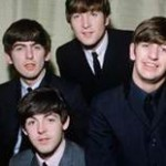 A Color Picture of the Beatles in 1964