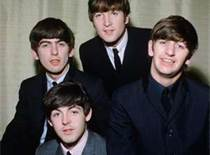 Color Picture of The Beatles