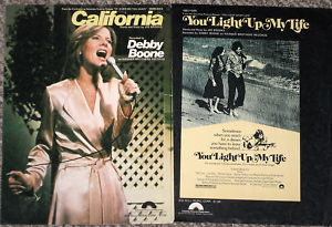 Debbie Boone Singing You Light Up My Life #1 Song of the 70s