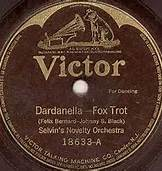 Ben Selvin Dardanella Victor Label #1 Song of the Decade