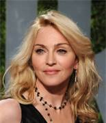 Color Photo of Madonna