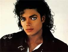 Color Photo of Michael Jackson