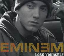Eminem Lose Yourself Cover Album #1 12 Weeks