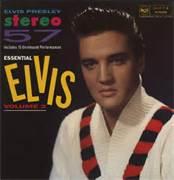 Essential Elvis Album Cover