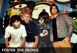 Foster The People Group Photo