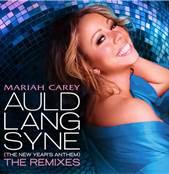Marich Carey Auld Lang Syne Album Cover