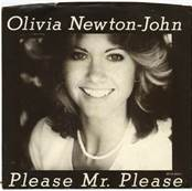 Oliva Newton-John Please Mr. Please Cover Photo #1 Artist With Most Songs on Chart