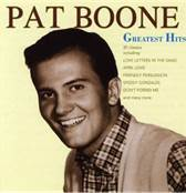 Pat Boone Greatest Hits Album Cover