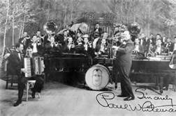 Paul Whiteman Orchestra #1 Artist of the Decade