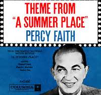 Percy Faith Theme From A Summer Place #1 Single For Decade