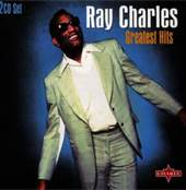 Ray Charles Greatest Hits Album Cover