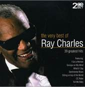 Ray Charles The Very Best Hits Album Cover