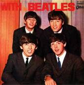 The Beatles Color Picture Of The Group