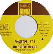Fingertips Part 2 45 RPM on Talma Label Little Stevie Wonder