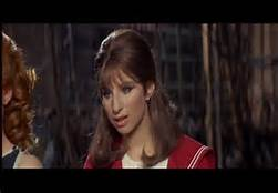 Barbra Streisand In Funny Girl