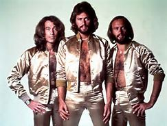 Bee Gees Color Group Photo