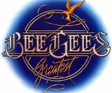 Bee Gees Logo Mascot