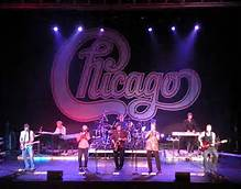 Chicago Band Group Picture