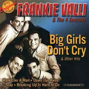 Four Seasons Big Girls Dont Cry Album Cover