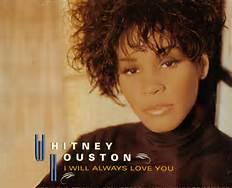I Will Always Love You Photo Album Whitney Houston