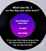 Number 1 Song Day You Were Born Image