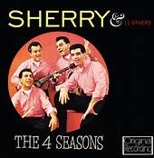 Sherry Cover Album By Four Seasons