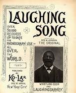 The Laughing Song No.1 10 Weeks 1891