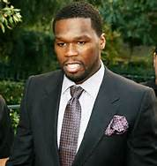 50 Cent Photo In Suit