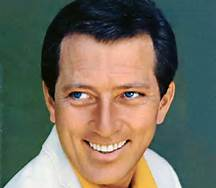 Andy Williams Color Photo
