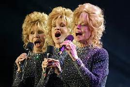2004 Group Photo of The McGuire Sisters