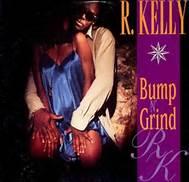 R. Kelly Bump N Grind Album Photo Color