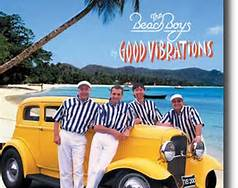 The Beach Boys Good Vibrations Album Cover
