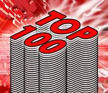 The Top 100 Songs