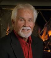 An Older Color Photo of Kenny Rogers