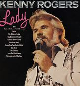 Kenny Rogers Lady Album Cover