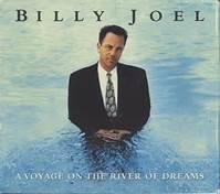 Billy Joel River of Dreams Album Cover