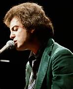 Billy Joel Younger Color Photo