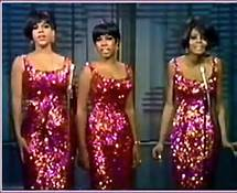 The Supremes Group Color Photo
