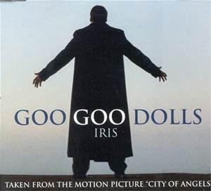 Goo Goo Dolls Iris Album Cover #1 Song All Time