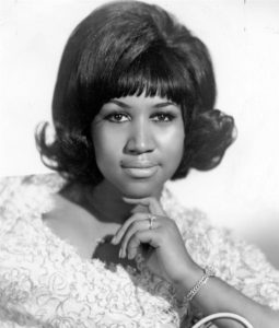 Aretha-Franklin Young Picture